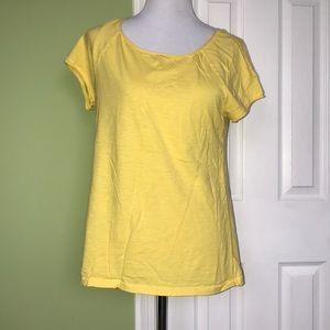 Yellow Loft Tee/Tunic